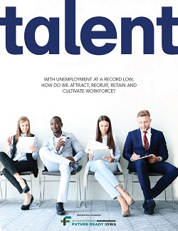 Merchants Featured in National Magazine to Attract Talent